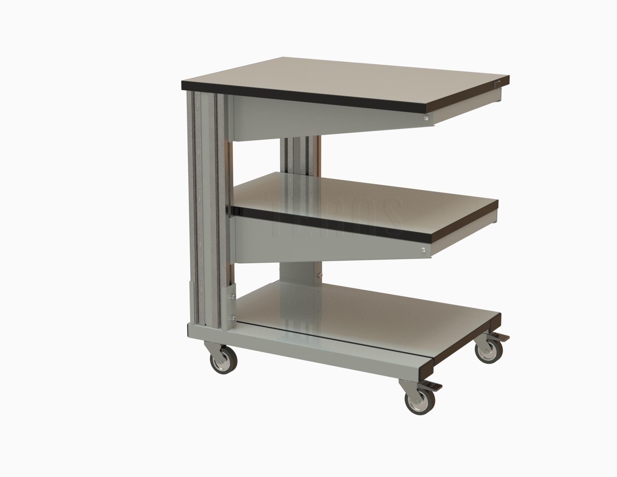 Подкатной стол серии «MODERN»