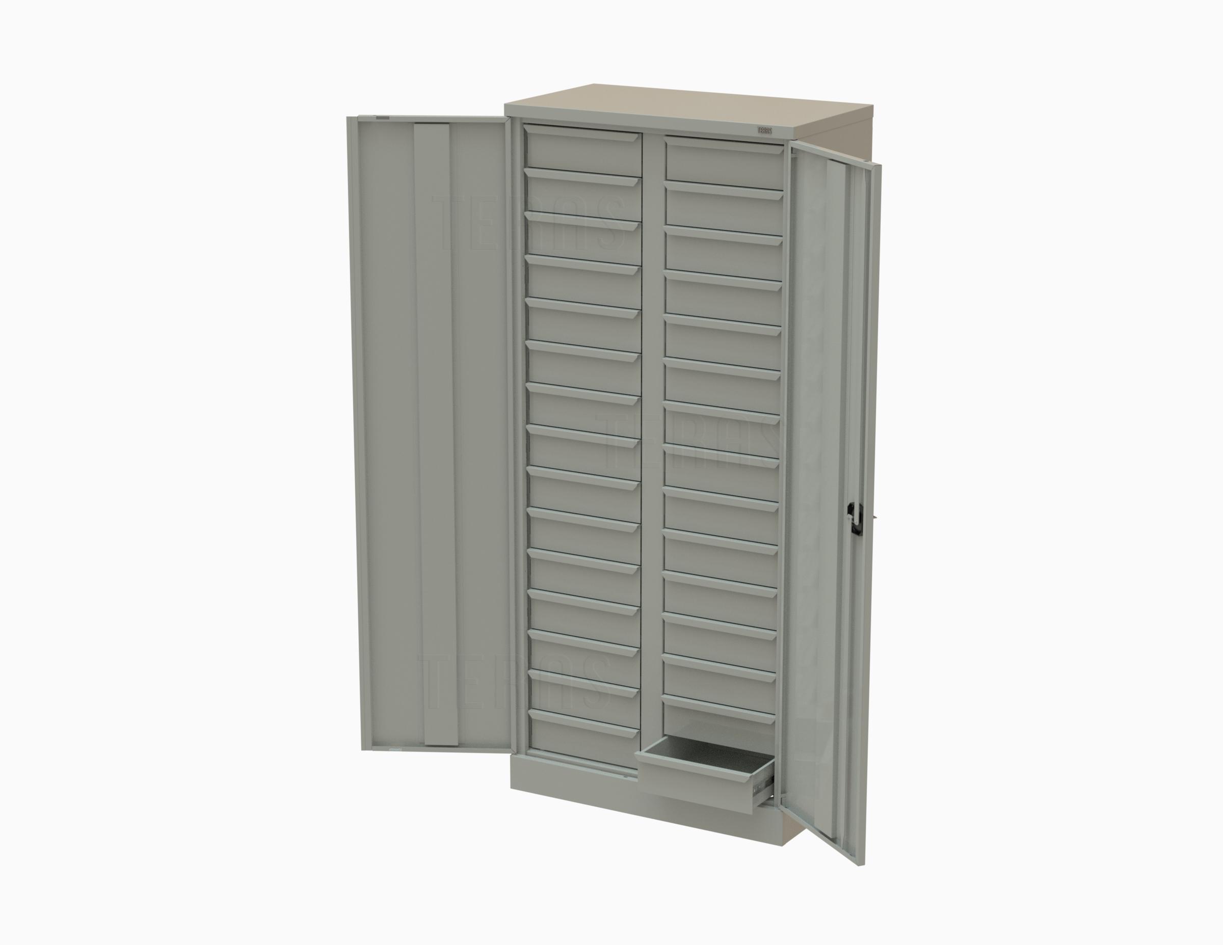 Шкаф для хранения комплектующих