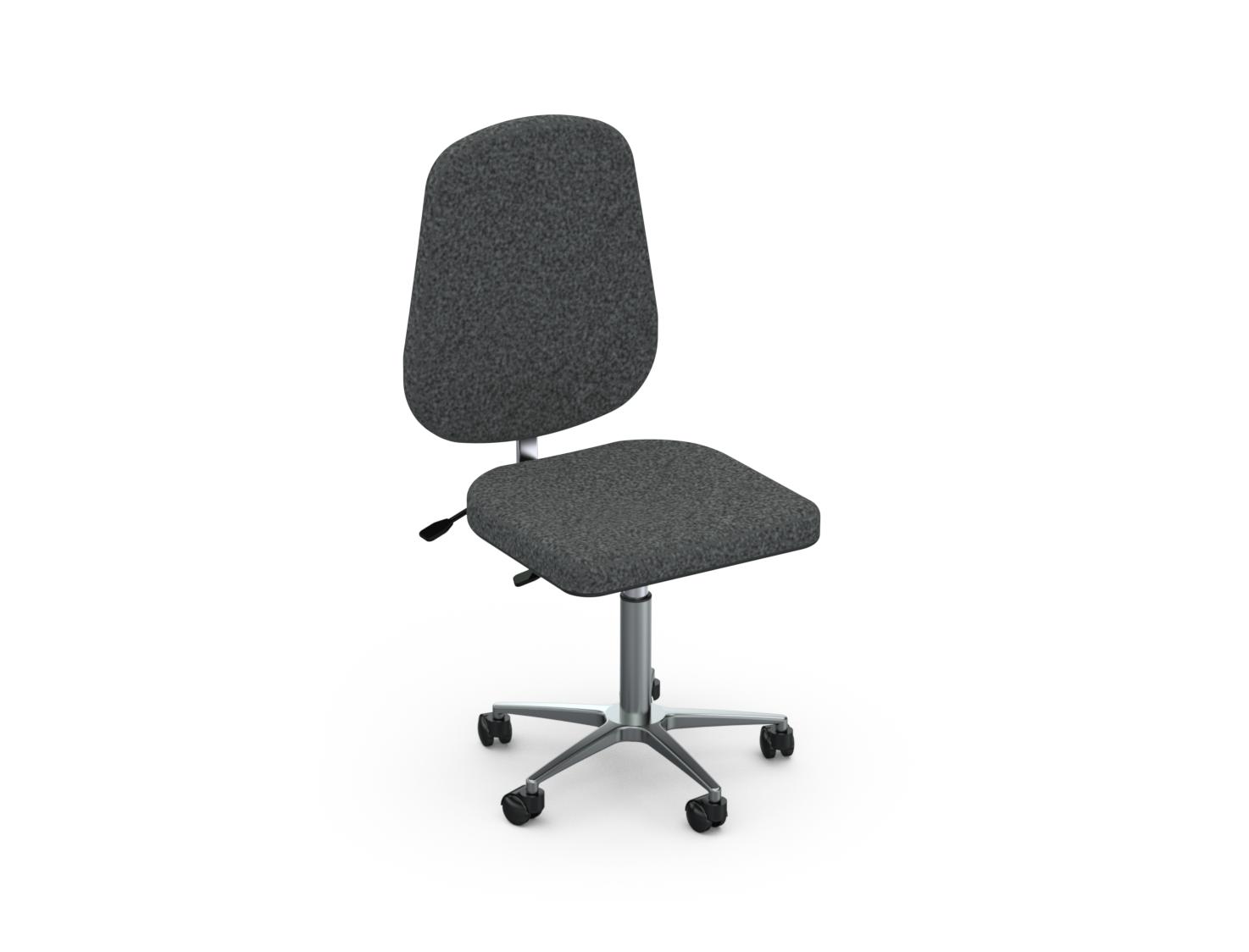Антистатический тканевый стул